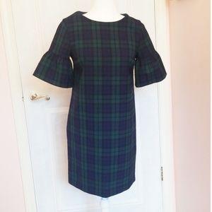 VINEYARD VINES blackwatch plaid dress